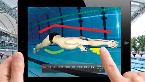Complete Video Analysis for competitive swimmers
